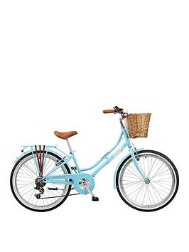 viking-belgravia-13-inch-frame-24-inch-wheel-6-speed-traditional-bike-blue