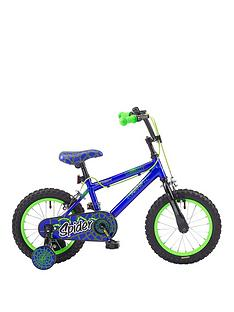 Concept Spider 8.5 Inch Frame 14 Inch Wheel Mountain Bike Blue