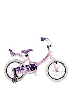 Concept Princess 10.5 Inch Frame 16 Inch Wheel Moutain Bike Pink