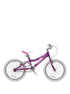 Concept Concept Chill Out 11 Inch Frame 20 Inch Wheel Mountain Bike Purple