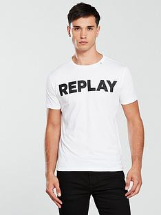 replay-logo-t-shirt