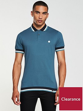 pretty-green-fairbrook-short-sleeve-polo