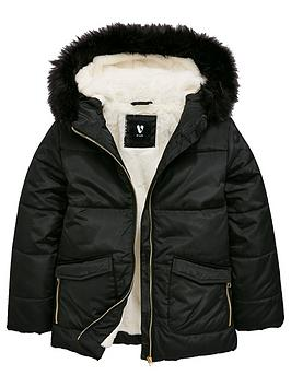 v-by-very-girls-faux-fur-lined-padded-jacket