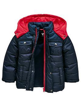 mini-v-by-very-boys-contrast-hooded-padded-coat