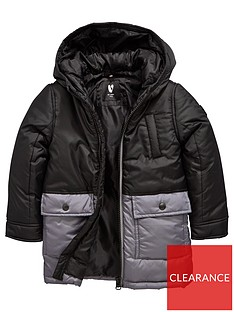 mini-v-by-very-colour-block-hooded-padded-coat