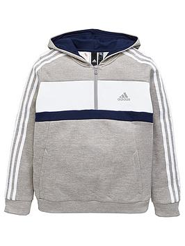 adidas-boys-fleece-track-top-greynbsp