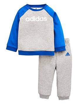 adidas-baby-boys-linear-jognbspsuit-grey-heatherbluenbsp
