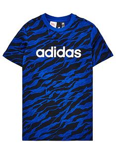 adidas-boys-linear-print-tee-royal-bluenbsp