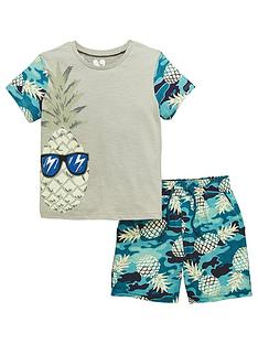 mini-v-by-very-boys-pineapple-sunglasses-set