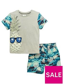 mini-v-by-very-boys-pineapple-sunglasses-set