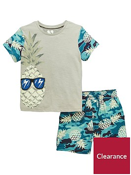 mini-v-by-very-toddler-boys-2-piece-pineapple-sunglasses-t-shirt-and-shorts-set-multi