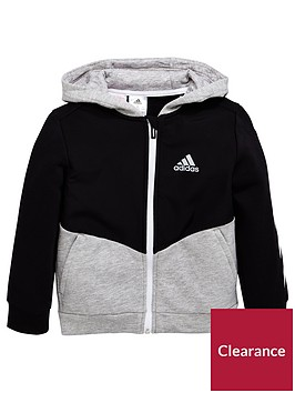 adidas-younger-boys-comfy-track-top-blackgreynbsp