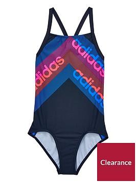 adidas-girls-legend-swimsuit-pinkblueblacknbsp