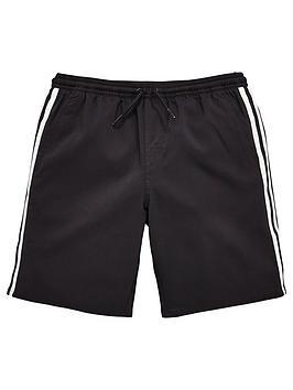 adidas-boys-3-stripe-swim-short-blacknbsp