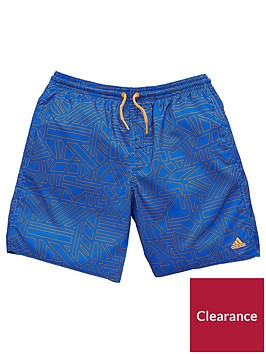 adidas-boys-swim-short-bluenbsp