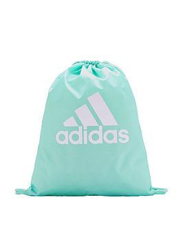 adidas-logo-gymsacknbsp--mintnbsp