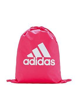 adidas-logo-gymsacknbsp--pink