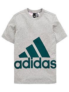 adidas-boys-big-logo-tee-medium-grey-heathernbsp
