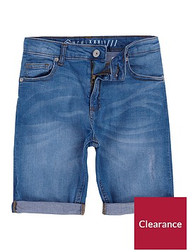 river-island-denim-dylan-buzzy-blue-short