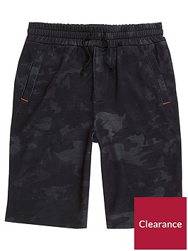river-island-boys-navy-camo-jersey-shorts