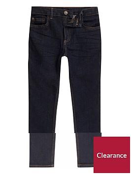 river-island-boys-dark-blue-wash-sid-skinny-jeans