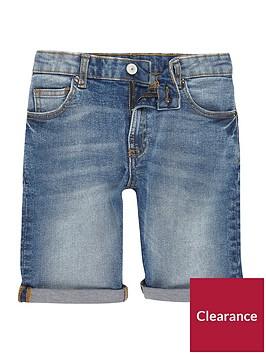 river-island-boys-blue-dylan-slim-fit-denim-shorts