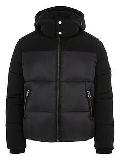 river-island-boys-black-faux-fur-hood-padded-coat