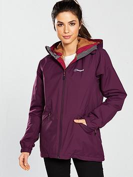 Berghaus Snowcloud Jacket - Purple