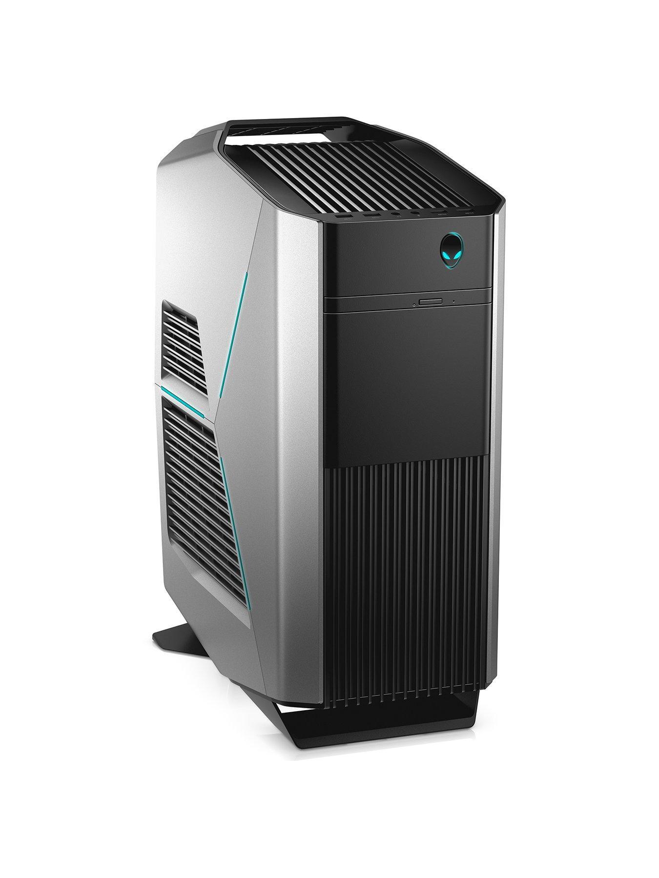 Alienware Aurora R7, Intel® Core™ i7-8700 Processor, 16GbDDR4 RAM, 2TbHDD & 32GbIntel® Optane™, Gaming PC with 8GbNVIDIA GeForce GTX 1080 Graphics