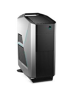 Alienware Aurora R7, Intel® Core™i7-8700K, 11GbNVIDIA GeForce GTX 1080Ti Graphics, 32GbDDR4 RAM, 2TbHDD & 512GbSSD, Gaming PC
