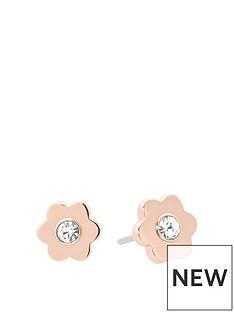 michael-kors-mkj7162791nbsprose-gold-tone-flower-stud-ladies-earrings
