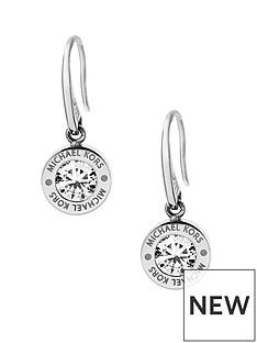 michael-kors-mkj5338040nbspstainless-steel-logo-drop-earrings