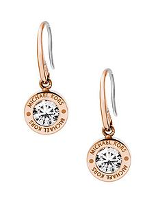 michael-kors-mkj5339791nbsprose-gold-tone-stainless-steel-logo-drop-earrings