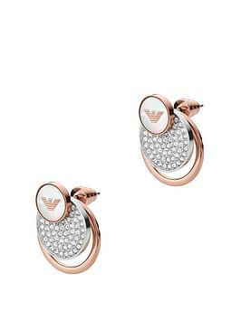 emporio-armani-emporio-armani-two-tone-logo-ladies-stud-earring