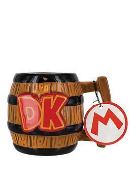 paladone-donkey-kong-shaped-mug