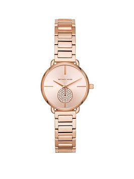 michael-kors-mk3640nbspportia-rose-gold-tone-bracelet-paveacute-detail-dial-ladies-watch
