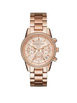 michael-kors-michael-kors-chronograph-rose-gold-tone-bracelet-ladies-watch