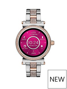michael-kors-michael-kors-two-tone-stainless-steel-bracelet-and-pave-detail-touchscreen-ladies-smartwatch