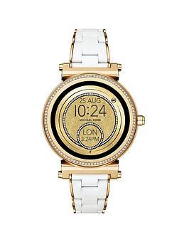 michael-kors-michael-kors-sofie-gold-tone-pave-bezel-touchscreen-dial-white-and-gold-bracelet-ladies-smartwatch