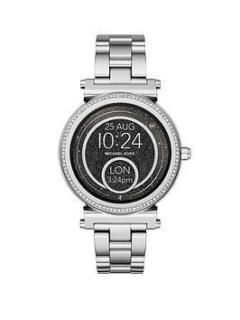 michael-kors-michael-kors-stainless-steel-bracelet-with-pave-bezel-touchscreen-ladies-smartwatch