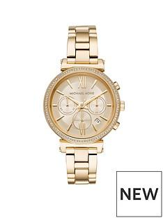 michael-kors-mk6559nbspsofie-gold-tone-case-and-bracelet-sunray-dial-ladies-watch