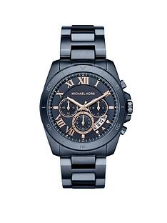 michael-kors-michael-kors-chronograph-blue-ip-stainless-steel-bracelet-tonal-blue-dial-with-rose-gold-accents-mens-watch
