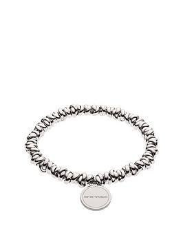 emporio-armani-emporio-armani-stainless-steel-hanging-charm-ladies-stretch-bracelet
