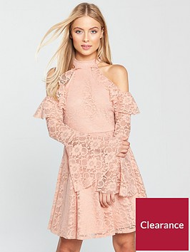 v-by-very-cold-shoulder-lace-skater-dress