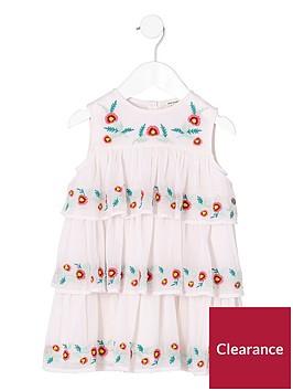 river-island-mini-girls-cream-embroidered-shift-dress