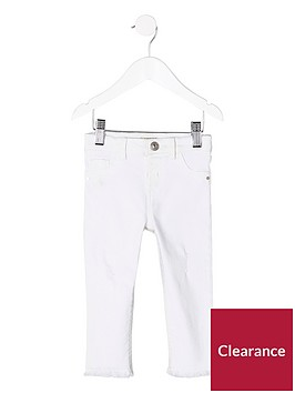 river-island-mini-mini-girls-white-molly-frayed-hem-jeggings