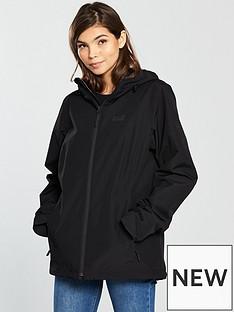 jack-wolfskin-chilly-morning-waterproof-jacket-black