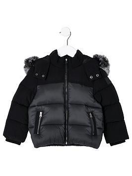river-island-mini-boys-black-faux-fur-hooded-padded-jacket