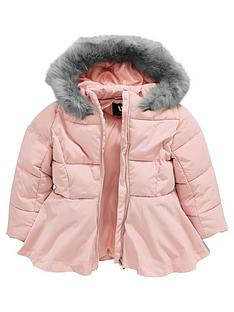 mini-v-by-very-girls-fully-padded-pink-peplum-coat