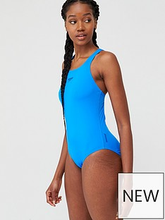 speedo-endurance-medalist-swimsuit-blue